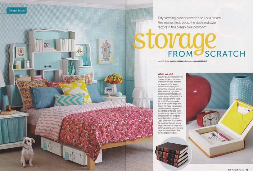 Homes and Gardens DIY Sept 'll