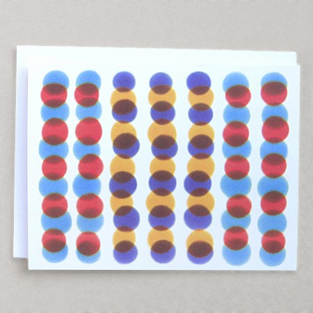 Dots Red & Blue