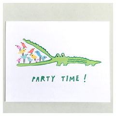 Party Alligator