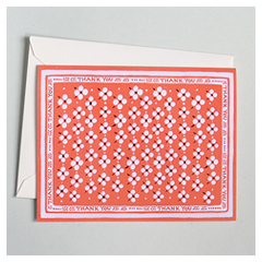 Red Bandana Card