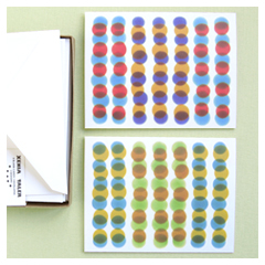 Dots Card Set
