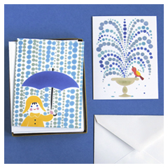 Showers Card Set