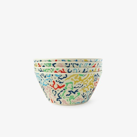 Carwash Bowl - 4 set