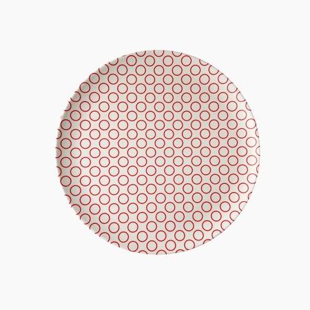 Circle Side Plate - 4 set
