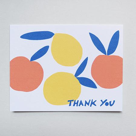 Citrus Thanks