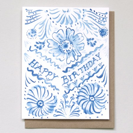 Delft Birthday