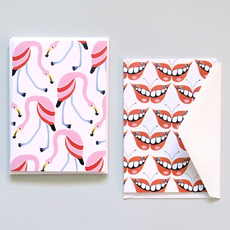 Flamingos Pattern Pack