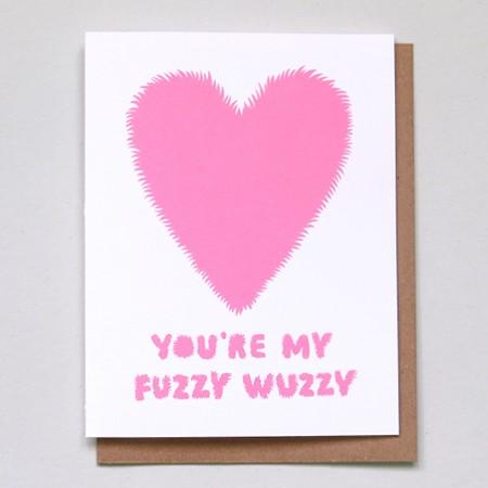 Fuzzy Wuzzy