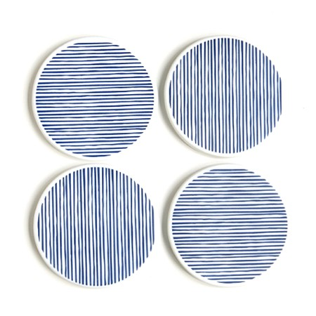 Stripe Coaster Set