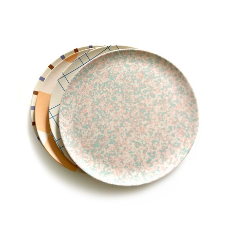 Mixed Side Plate Set