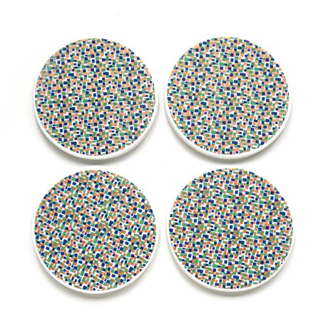 Mosaic Coaster Set