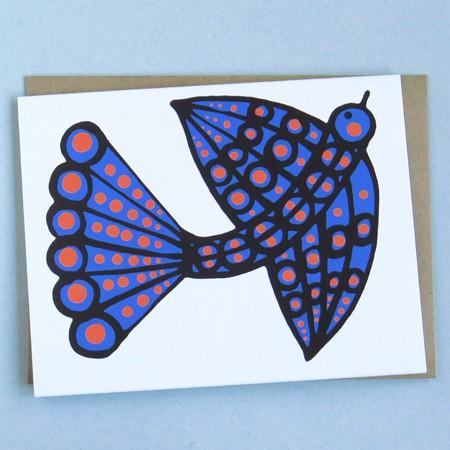 Folkbird Card