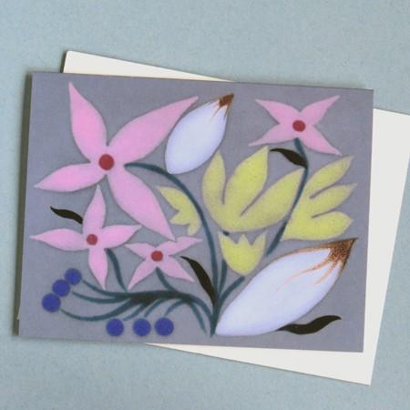 Mossy Garden Card