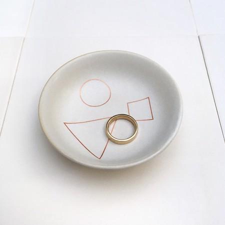 Shapes Ring Dish