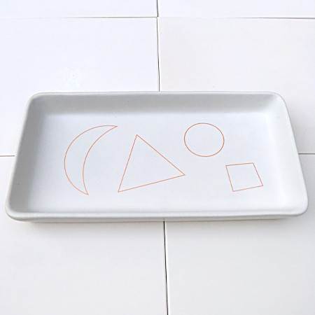 Shapes Tray