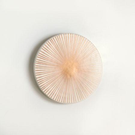 Xenia Taler - Starburst Trivet - White
